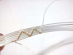 Wire Jewelry Tip for September 5th, 2017 Perfecting your Wirework by Delilah If you venture in wire wrapping, make it look perfect! Nothing detracts from a wire piece more than sloppy coiling or weaving. Don't kid yourself that people won't notice. Truly professional wire wrapped pieces look that way – professionally done! No matter what [...]