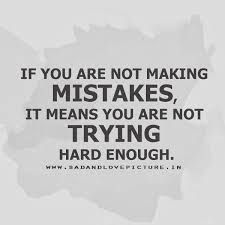 Image result for making mistakes quotes images