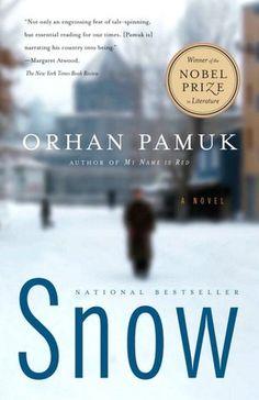 Snow [NOOK Book]  byOrhan Pamuk