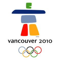 Vancouver – 2010 Olympic 2010 Winter Olympics, Summer Olympics, Nikki Yanofsky, Olympic Logo, Game Logo Design, Winter Games, True North, Rio 2016, Sports Art