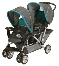 Graco DuoGlider Double Baby Stroller (Dragonfly) / 1853476