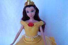 Disney Princess Belle Cake  by jen_dsilva, via Flickr