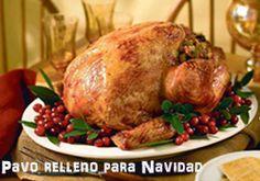 CENA NAVIDEÑA .....PAVO RELLENO ...PERNIL DE CERDO AL HORNO ----POSTRES Y OTRAS DELICIAS ......(Comidas típicas de Navidad) ........  http://www.chispaisas.info/cena.htm