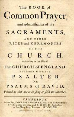 the book of common prayer - 1662 God Prayer, Prayer Book, Psalms Of David, English Reformation, Book Of Common Prayer, Sunday Worship, Evening Prayer, Anglican Church, Book Letters