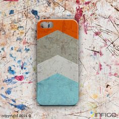 INFIGO  Triangle hard case cover with colorful by InfigoDesign, $21.95