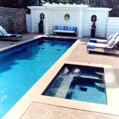 Simple pool..