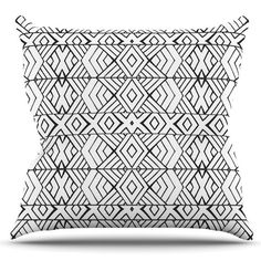 Found it at AllModern - Tribal Expression by Pom Graphic Design Outdoor Throw Pillow