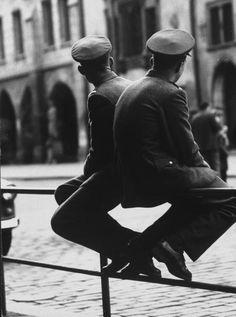 Paul Schutzer, Prague, Czechoslovakia, June 1963.