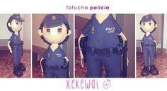 Chica Policía Nacional