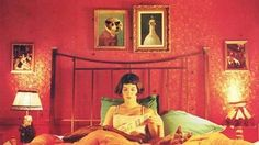 Amelie's apartment