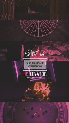 Stray Kids Hellevator wallpaper | lockscreen  Stray Kids Hellevator tela de bloqueio e papel de parede | Kpop