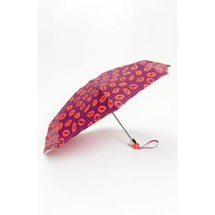 MARC BY MARC JACOBS `Skinny Stripey Lips` Umbrella