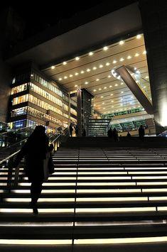 グランフロント大阪、大阪 Osaka Japan