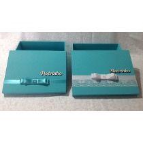 Maniacris - Caixa Para Padrinhos De Casamento 25x20x9