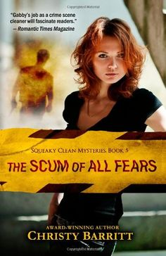 The Scum of All Fears (Squeaky Clean Mysteries) by Christy Barritt http://www.amazon.com/dp/1492819824/ref=cm_sw_r_pi_dp_QHyUub1J49MM6
