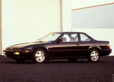 1991 Honda Prelude Si...I still miss my first car!