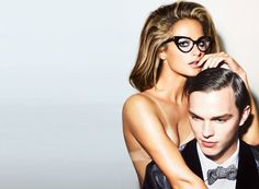 Tom Ford eyeglasses. Pure elegance