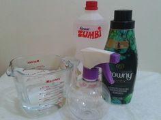 Se você misturar estes 3 ingredientes, sua casa vai cheirar como uma constante primavera!   VC BELA
