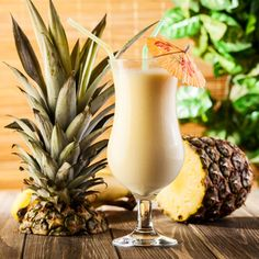 Pina Colada Recipe in my latest  …….  Dinner and a Movie  ...  Pina Colada's origins are disputed, from Puerto Rican Pirate Roberto Cofresi, in the early 1800's, Ricardo Garcia claims it at the Caribe Hilton in San Juan in 1954, Barrachina, a restaurant in Puerto Rico, claims it in 1963