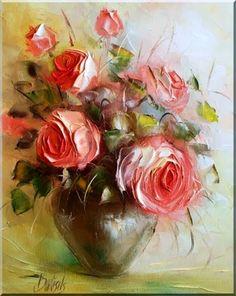 Розы необыкновенные фото