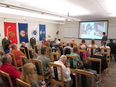 Bellevue University and the Sarpy County Museum hosted a V-E Day 70th Anniversary Celebration on May 8, 2015.