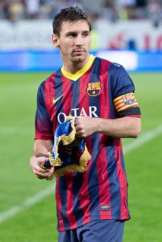 Messi, l'estendard del Barça