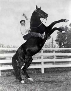 I will NEVER have the riding balance to do that,or a horse that will DO it!!!Great picture,Fury!