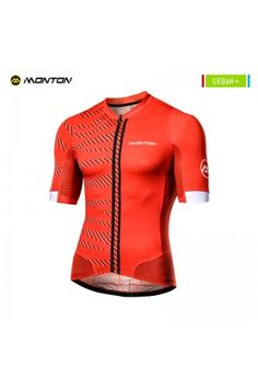 2018 Cycling Jersey Men Urban Plus Selvaggio Red Bike Wear 43f2fdf08