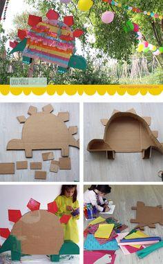 6 DIY para una DinoParty