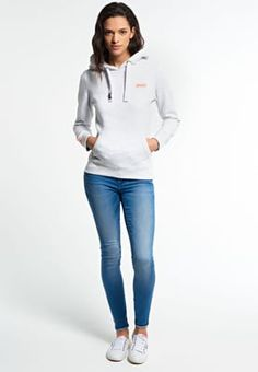 Superdry PRIMARY - Sweater - ice marl - Zalando.be