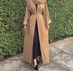 Rumenarahman Modern Hijab Fashion, Islamic Fashion, Abaya Fashion, Muslim Fashion, Modest Fashion, Fashion Outfits, Hijab Style, Abaya Style, Hijab Fashionista