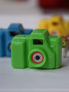 Little Safari Camera - party bags