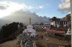 Lukla to Everest Base Camp — Nepal Length: 70 miles (113 km), 16 days Difficulty: Moderate  When to go: March–May, September–December