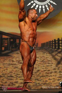 Jaroslav Horvath | Jaroslav Horvath - IFBB Europa Super Show 2010 - #1