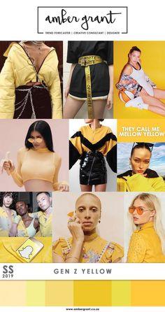 Gen Z Yellow | Amber Grant