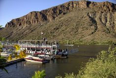 One of my favorite Arizona Activities is touring a local lake on a steamboat such as the Dolly Steamboat on Canyon Lake. Read more...