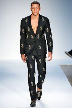 Moschino Spring 2015 | Men's London Fashion Week