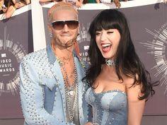 MTV VMAs 2014. Riff raff. & Katy perry