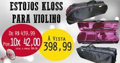 Confira a Revolução #hpgmusical  Estojo Kloss http://www.hpgmusical.com.br/categoria/1/25/28/0/MaisRecente/Decrescente/21/1/0/0/.aspx