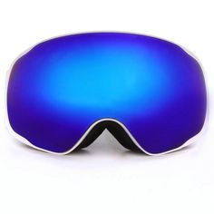 61f91d4842e Professional snow UV- Protection Multi-Color double anti-fog skiing  Snowboarding goggles