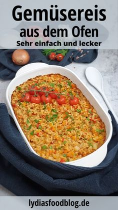 Oven risotto, brilliantly simple, recipe - Oven risotto – do you like risotto but not parmesan? Or do you like risotto and don& feel l - Parmesan, Oven Risotto, New York Cheesecake Rezept, Greek Diet, A Food, Food And Drink, Herd, Greek Recipes, Four