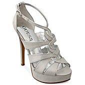 GUESS Women's Shoes, Kaleny Platform Sandals
