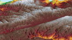 Crean el mapa terrestre del mundo en 3D más preciso de la historia