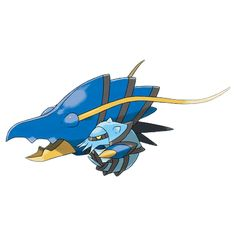The evolved form of Clauncher, Clawitzer possesses an immense claw that can shoot projectiles of water with enough force to perforate armored vessels.  Clawitzer can speed through the water by expelling water from the back of its claw.