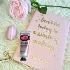 Cute too faced planner