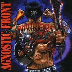 Agnostic Front - Warriors: buy CD, Album at Discogs