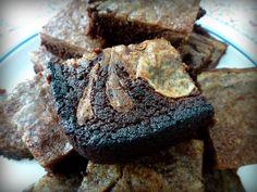 Fudgy Chocolate Banana Brownies (gluten-free, dairy-free, Paleo)