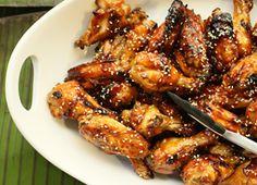 Sweet Soy-Glazed Chicken Wings Recipe