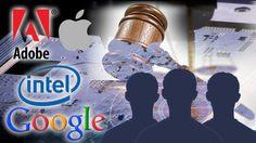 60.000 ingenieros de Silicon Valley demandan a Apple, Google, Intel y Adobe por conspirar – RT