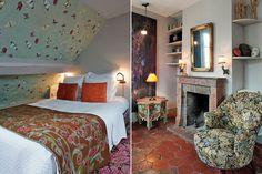 Paris Flat - Place de Furstenberg - Saint Germain - 2 Bedroom Apartment with balcony